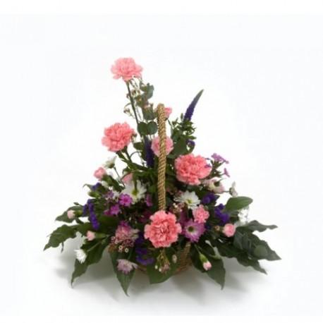 Pink Perfection Basket