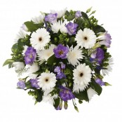 Funeral Posy Pad